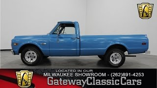 Now Featured in our Milwaukee Showroom: 1970 Chevrolet C-20 #155-MWK