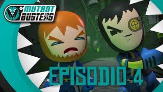 MUTANT BUSTERS / EPISODIO 4: Apocalipsis Samuray y Katani