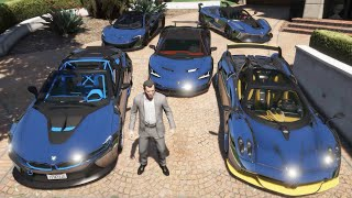 GTA 5 - Stealing Luxury Cars with Micheal #03 ( GTA 5 Most Expensive Cars )