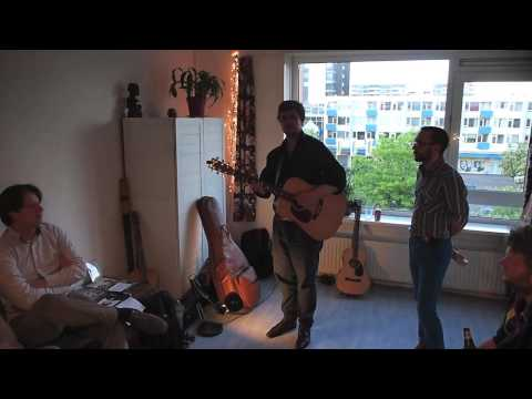 Lasse Matthiessen - Traveling Song (live @ Eat the Music, 23.05.'13)