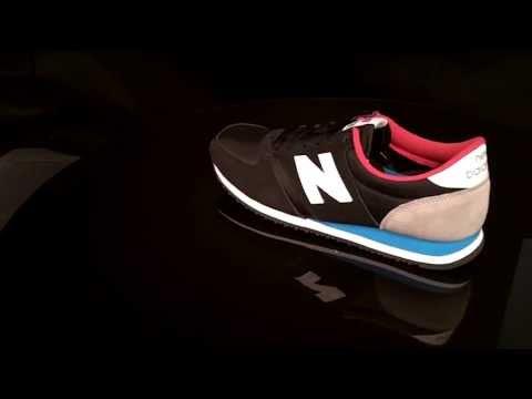 New Balance U420 Sneaker KBR Black Blue | Music Jinni