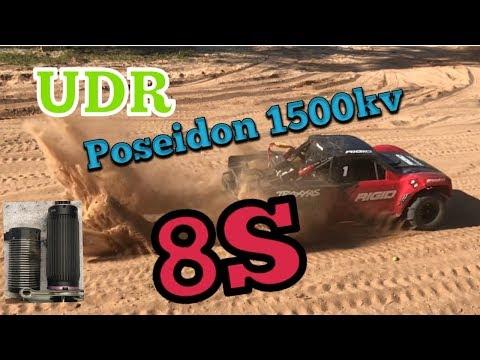 Desert Racer With Poseidon Motor On 8S