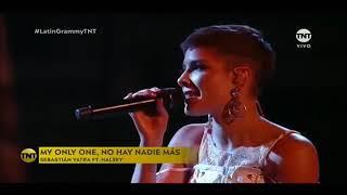 Baixar Sebastian Yatra -My Onle One - No Hay Nadie Mas -  Latín Grammys