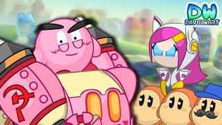 Robobocop | ANIMACIÓN | Kirby