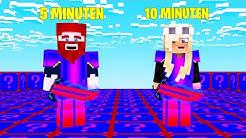 WIR HABEN UNENDLICH SCHUTZ (SHADE)! Minecraft Speedrun