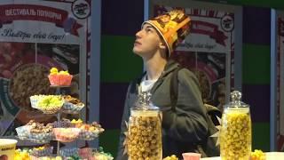 Фестиваль попкорна в Синема 5 г. Оренбурга