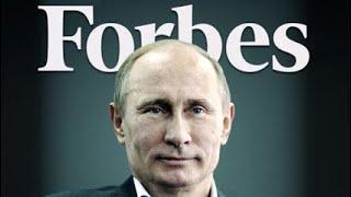 Владимир Путин возглавил список самых влиятельных людей мира журнала Forbes
