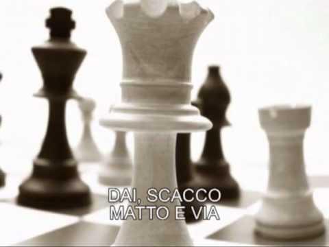 Base Musicale ®  - Scacco matto (G.FINIZIO) - karaoke (con aiutino)