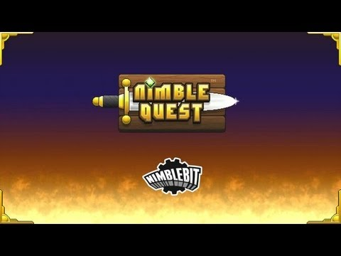Nimble Quest - Universal - HD Gameplay Trailer