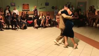 Maria Filali & Gianpiero Galdi - Milonga para as Missões - Fienile di Viareggio 25/03/2017