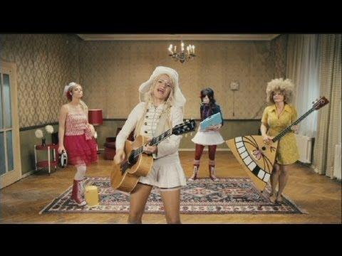 euronews le mag - Katzenjammer, de la pop venue de Norvège