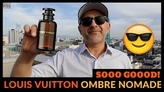 Louis Vuitton Ombre Nomade Fragrance Review | 5ML WW Decant Giveaway
