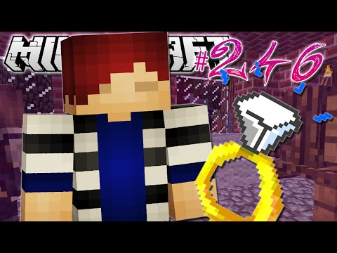 Minecraft | TOBY IS MARRIED?! | Diamond Dimensions Modded Survival #246