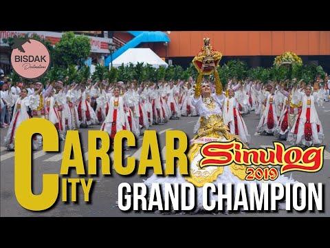 CITY OF CARCAR - SINULOG 2019 GRAND CHAMPION