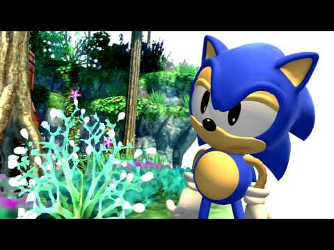 Sonic Generations Playthrough Part 10 -- Charmy Bee 1080p
