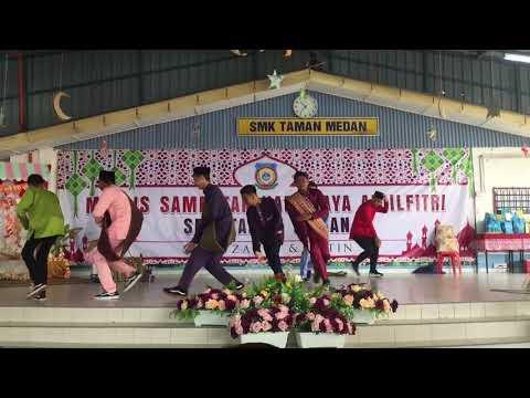 Hari Raya Dance By JK88 ( Choreography By @NastyRockCrew )