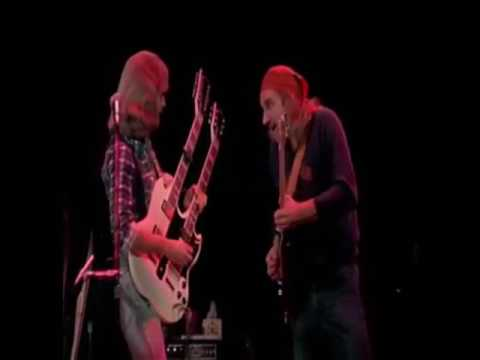 Hotel California Live solo Don Felder & Joe Walsh