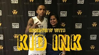 Power106 All-Star Celebrity Game: Kid Ink @ The USC Galen Center