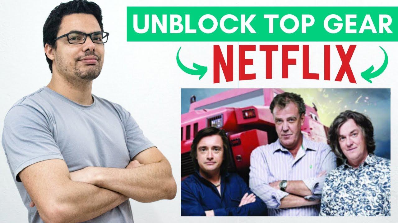Top Gear Netflix