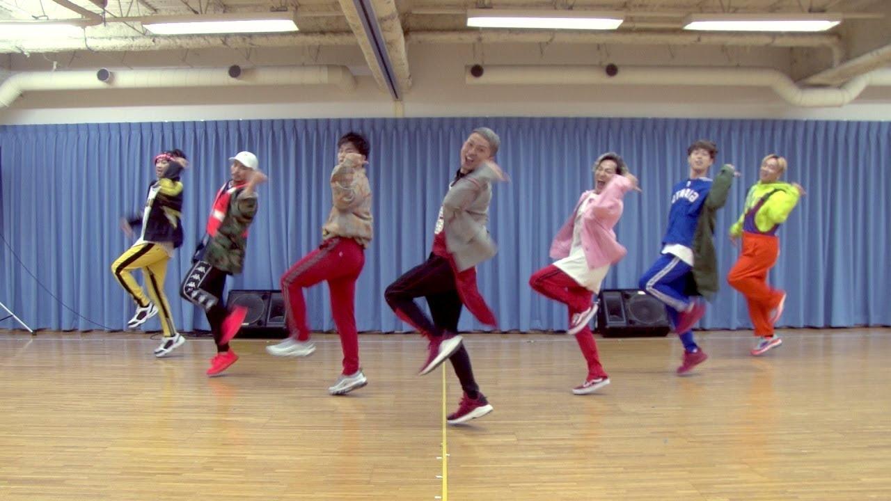 DA PUMP / U.S.A. Dance ,Mirror ver.,