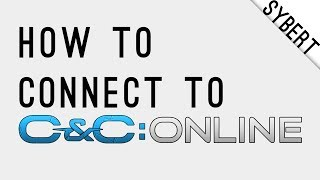 How to connect to C&C: Online