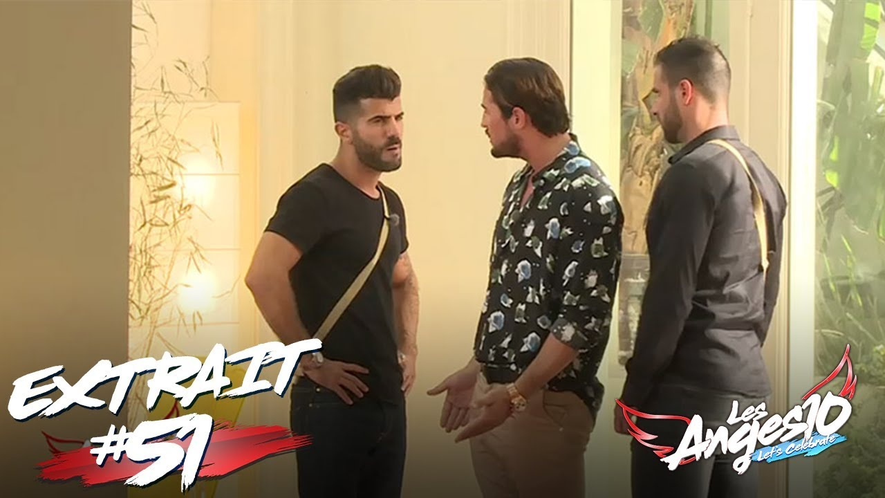 les anges 10 florian quitte l 39 aventure pisode 51 youtube. Black Bedroom Furniture Sets. Home Design Ideas
