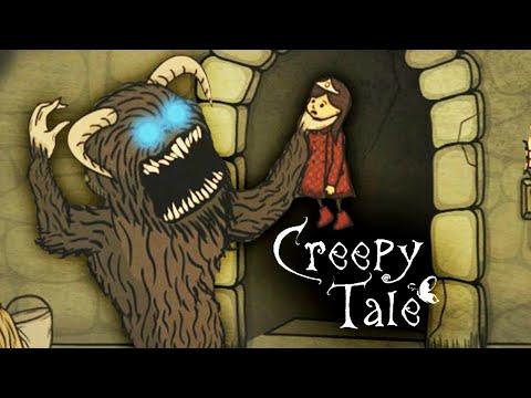 Я ТЕПЕРЬ МОНСТР? НАКАЗАЛИ маленькое ЗЛО! Приключения Мальчика в СТРАШНОМ ЛЕСУ / Creepy Tale (ФИНАЛ)