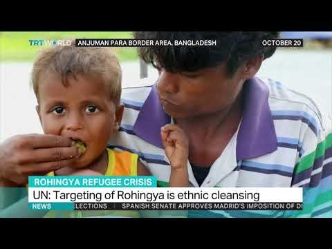 Myanmar allows UN to distribute food in Rakhine state