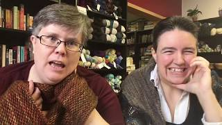 Faking Sanity Knitting & Spinning Podcast Episode 10: How did we miss that?