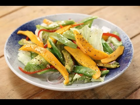 Mango salad sanjeev kapoor khazana youtube mango salad sanjeev kapoor khazana forumfinder Choice Image