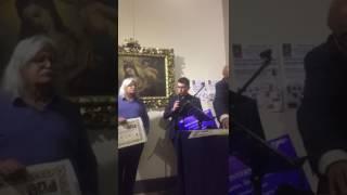 """Premio """"Livatino-Saetta-Costa"""" consegnato a don Geremia Acri"""