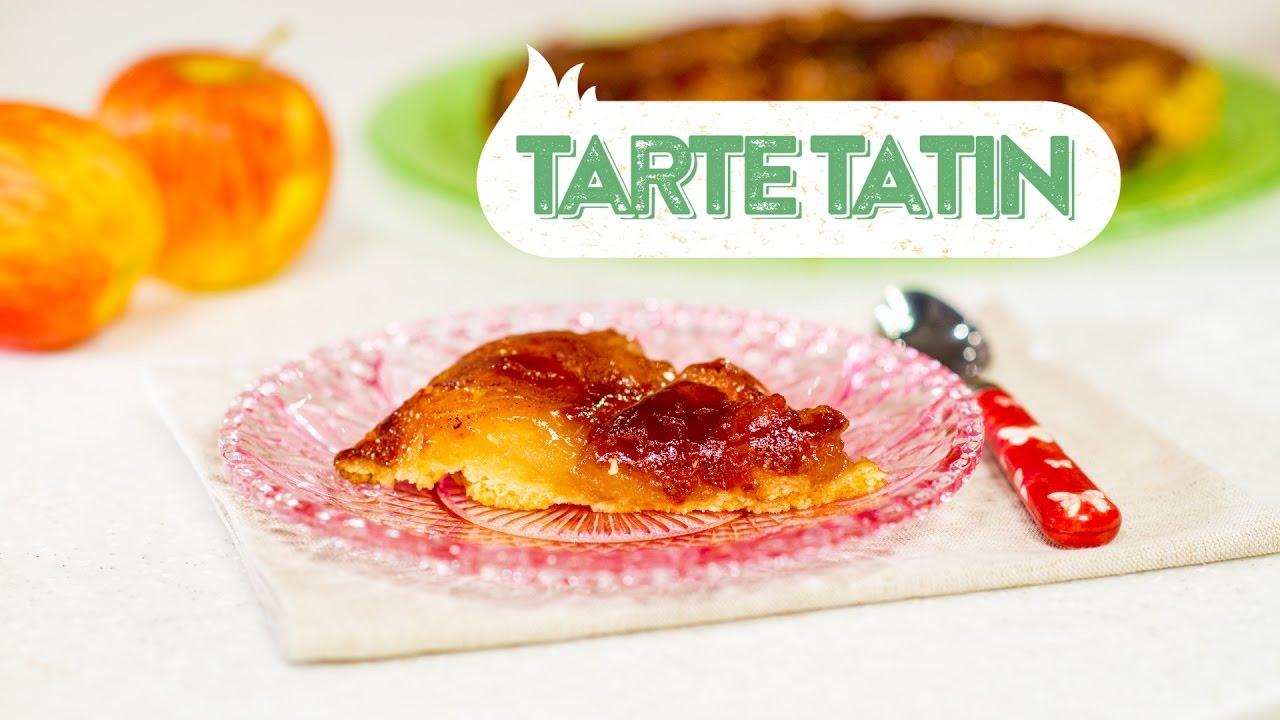 Reteta - Tarte Tatin | Tarta cu mere rasturnata