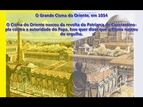 história-da-igreja-católica---parte-xxii-–-o-grande-cisma-do-oriente-–-1054-e-o-cesaropapismo