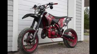 "KTM EXC 125 Project ""RED DEVIL!!!"""