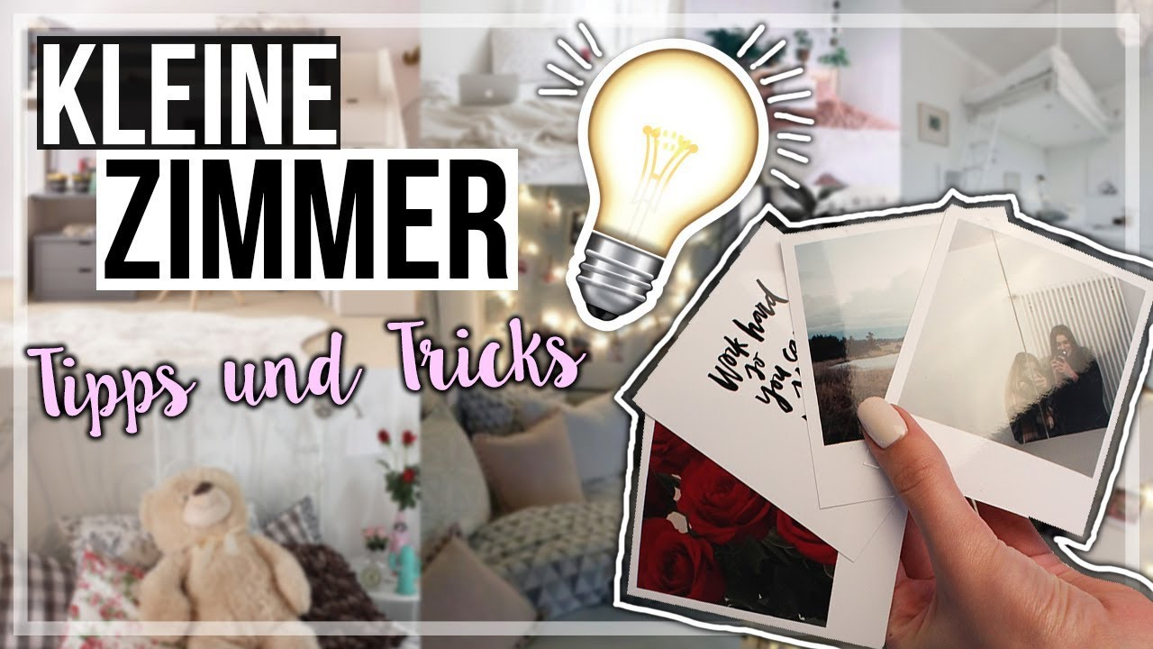 kleine zimmer gr er wirken lassen tipps tricks fotowand diy cheerz youtube. Black Bedroom Furniture Sets. Home Design Ideas