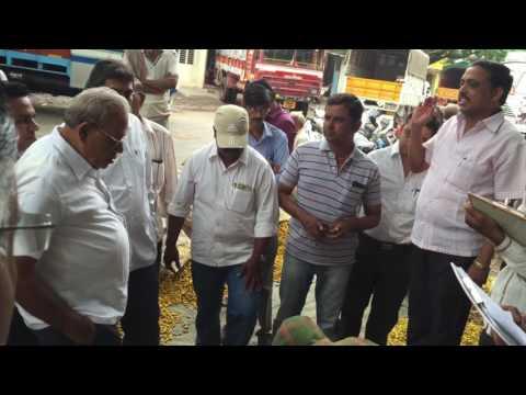 Turmeric trading in sangli, India
