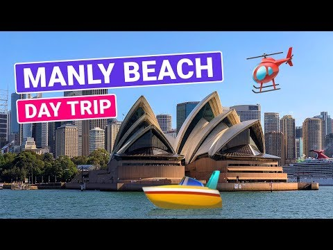 Manly Beach, day trip - Australia (Parte 2)