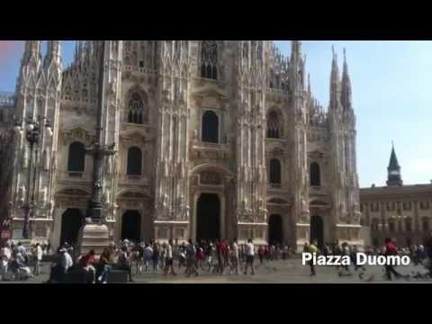 Mochilando em Milão   Italia