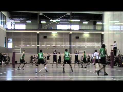 2011 Crush Volleyball 18U McGregor Cup Highlights