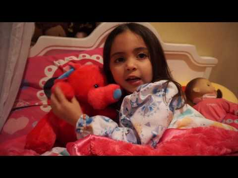 AVA'S EVERYDAY NIGHT ROUTINE! (SO CUTE!)