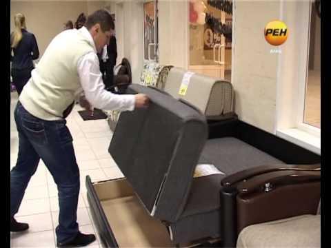 В Ельце открылся салон мебели «Амадей»