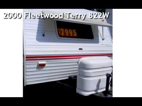 2000 Fleetwood Terry 822w For Sale In Medford Or Youtube