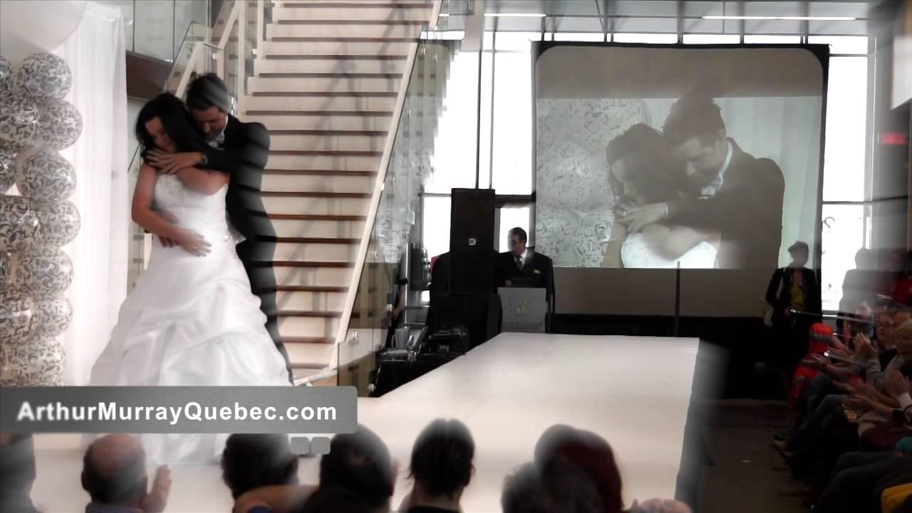 danse d 39 ouverture salon des mari s de l vis 2014 youtube. Black Bedroom Furniture Sets. Home Design Ideas