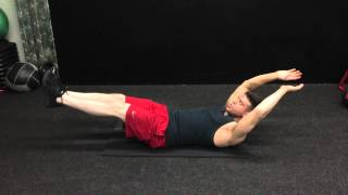 How To Do V Sit Ups   At Home Core Exercises