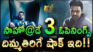 Saaho@Day 3 Openings| Saaho 3rd Day Box Office Openings| Saaho Day 3 Box office Openings Report