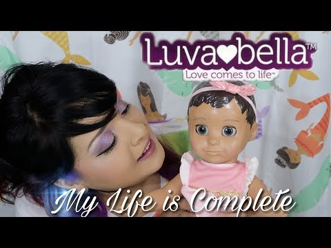 HOTTEST BABYDOLL TOY! LuvaBella & LuvaBeau INTERACTIVE DOLL