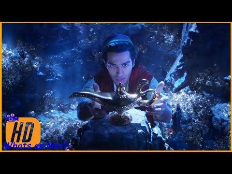 ALADDIN Official Trailer (2019) Movie HD 1080p