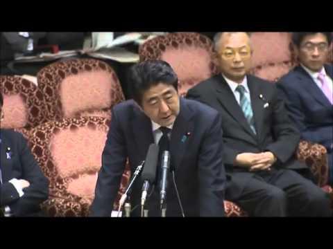 Japan's Security Legislation - Shinzo Abe vs Masahisa Sato