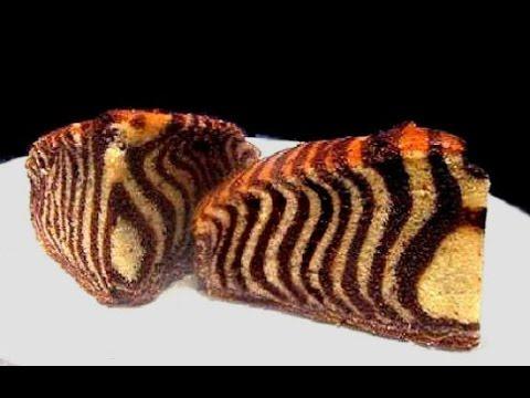 Zebra Cake Gluten Free