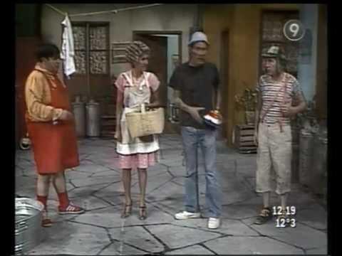 Clube do Chaves - O barquinho do Nhonho - Episódio inédito (Espanhol)